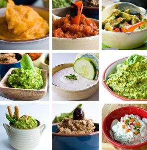 veggie-spread