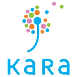 KARA - colourful logo