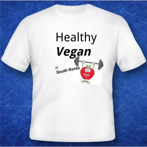 Healthy Vegan_ mock up - Awesome Apple
